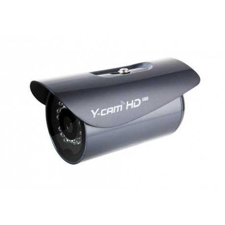 Y-Cam HD 1080p IP Bullet Camera