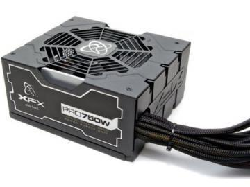 XFX TS Series 750W PSU 80+ Bronze
