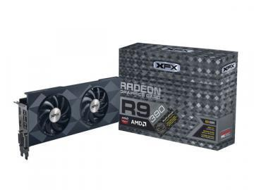 XFX AMD Radeon R9 390 Double Dissipation Black Edition