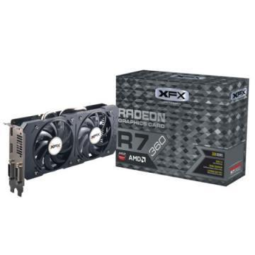XFX AMD Radeon R7 360 Double Dissipation
