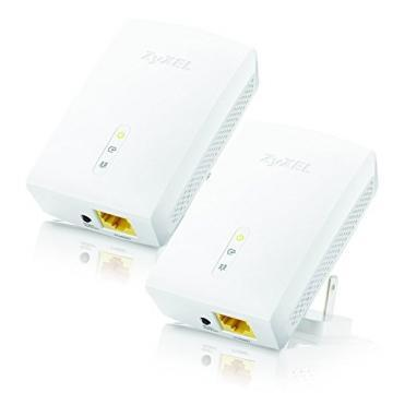 ZyXEL 1200Mbps Gigabit Powerline Adaptor Kit