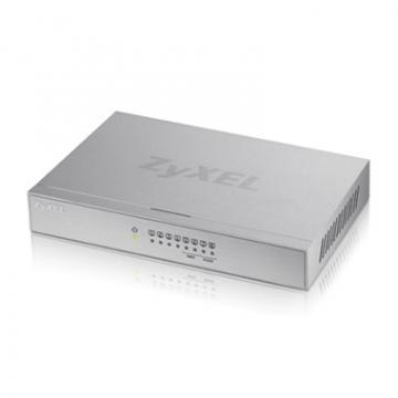 ZyXEL 8 Port Gigabit Ethernet Switch
