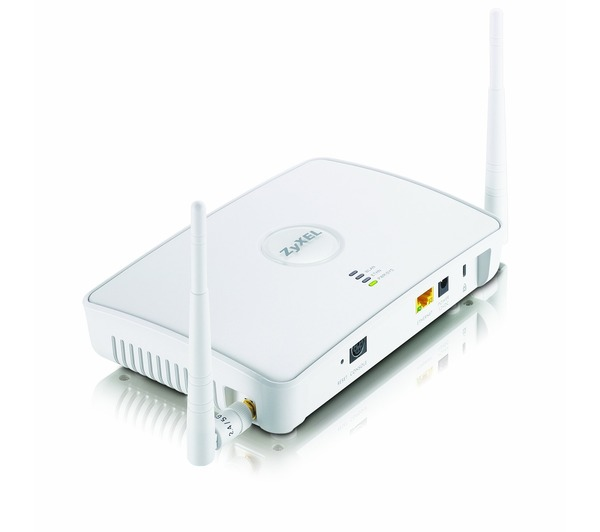 ZyXEL 2.4/5Ghz Dual band wireless access point