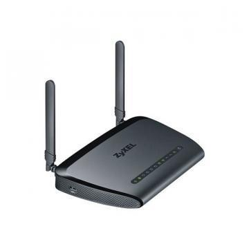 ZyXEL Dual Band AC1200 Wireless Media Router