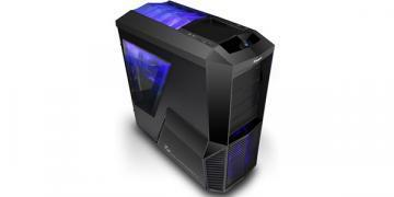 Zalman Z11 Plus Black PC Case