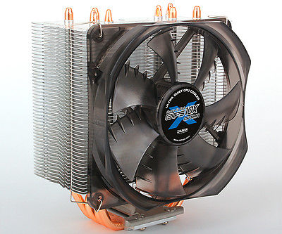 Zalman CNPS10X Optima Sharks Fin Blade CPU Cooler
