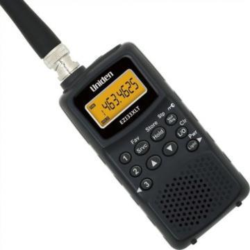 Uniden EZI33XLT 183-Channel Portable Radio Scanner