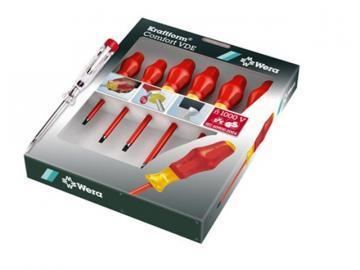 Wera VDE Screwdriver Set