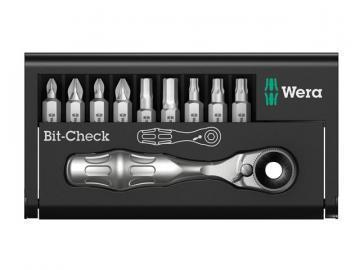 Wera Mini Ratchet and Bit Set