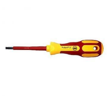 Wiha Slot VDE 4.0MM X 100MM Screwdriver