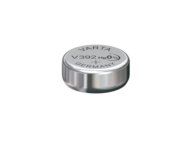 Varta Single Cell, Silver Oxide, 39 mAh, 1.55 V, SR731 Battery