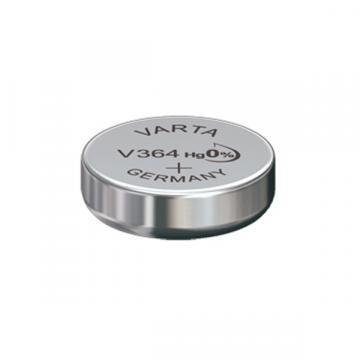 Varta Single Cell, Silver Oxide, 17 mAh, 1.55 V SR60 Battery