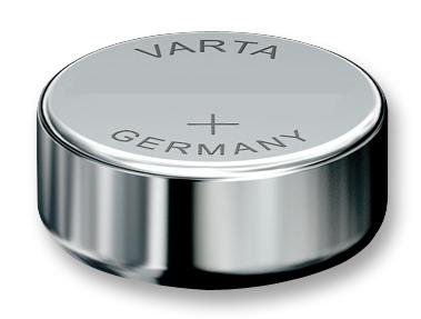 Varta Single Cell, Silver Oxide, 8.3 mAh, 1.55 V, SR416 Battery