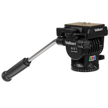 Velbon PH-368 2-Way Fluid Video Pan Head