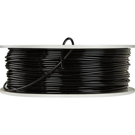 Verbatim PLA Filament 3MM, 1KG Reel, Black