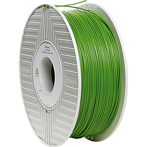 Verbatim PLA Filament 1.75MM, 1KG Reel, Green