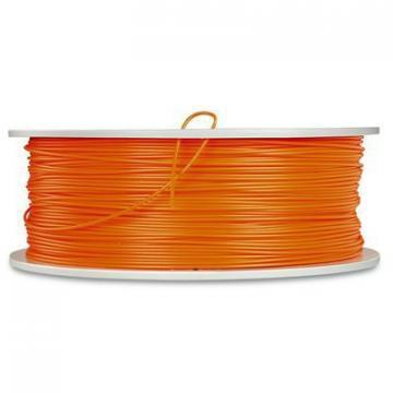 Verbatim PLA Filament 1.75MM, 1KG Reel, Orange