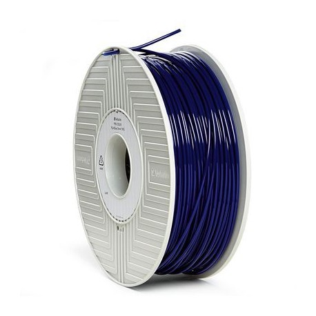 Verbatim PLA Filament 3MM, 1KG Reel, Blue
