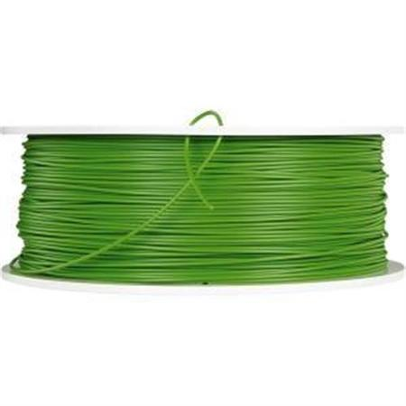 Verbatim PLA Filament 3MM, 1KG Reel, Green