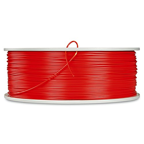Verbatim ABS Filament 1.75MM, 1KG Reel, Red