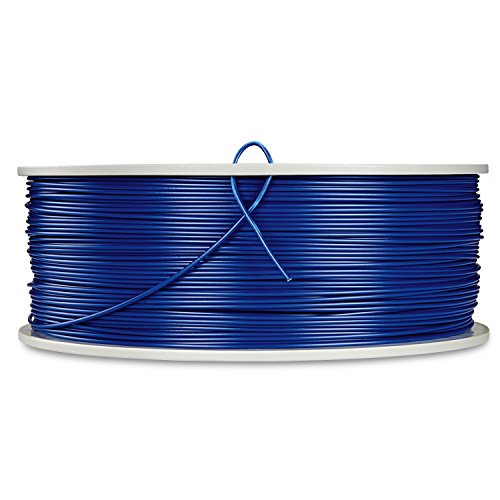 Verbatim ABS Filament 1.75MM, 1KG Reel, Blue