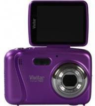 Vivitar 10MP ViviCam X022 Purple Digital Camera
