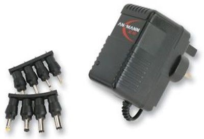 Ansmann AC48 NiCd/NiMH Battery Pack Charger