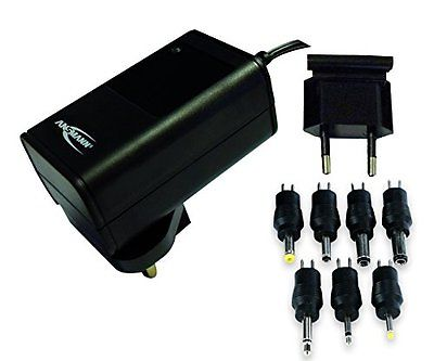 Ansmann AC24 NiMH/NiCd Plug-in Battery Pack Charger
