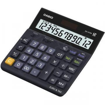 Casio DH-12TER 12 Digit Desktop Calculator
