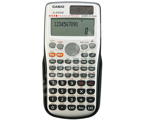 Casio FX50F Scientific Calculator