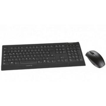 Cherry Encrypted Wireless Keyboard and Mouse Deskset