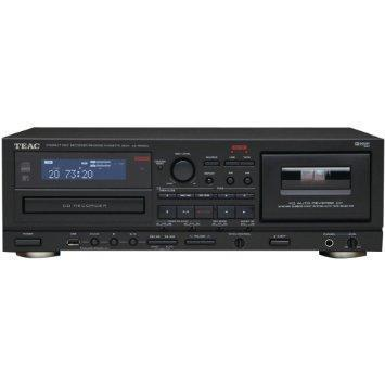 TEAC AD-RW900 CD Recorder with Cassette and USB