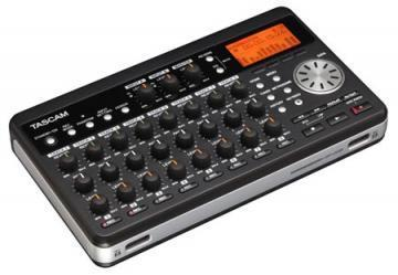 TASCAM DP-008 8-Track Audio Recorder