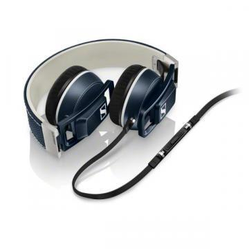 Sennheiser Urbanite Denim On-Ear Smartphone Stereo Headphones