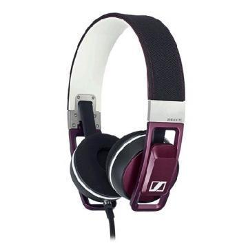 Sennheiser Urbanite Plum On-Ear Smartphone Stereo Headphones