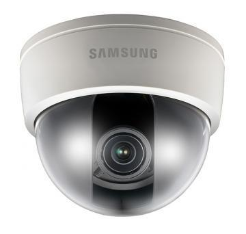 Samsung Techwin 700TVL 960H Analog Varifocal Box Camera