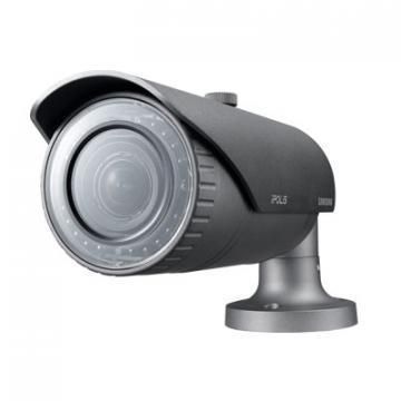 Samsung Techwin HD Weatherproof Network Varifocal IR Bullet Camera