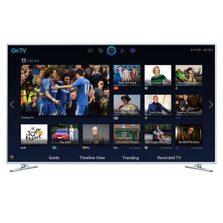 "Samsung 32"" Wireless Full-HD Smart LED 3D TV"