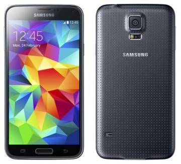 Samsung Galaxy S5 16GB Black Smartphone