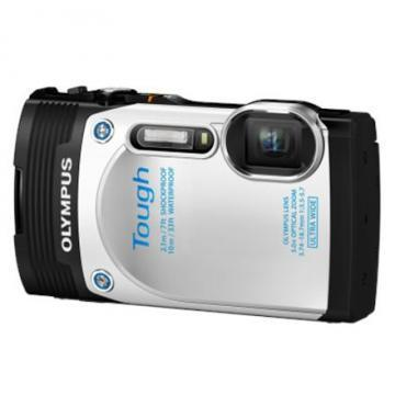 Olympus Stylus Tough TG-850 16MP Digital Camera