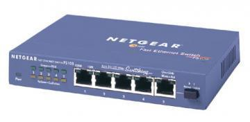 Netgear 5 Port Fast Ethernet Switch