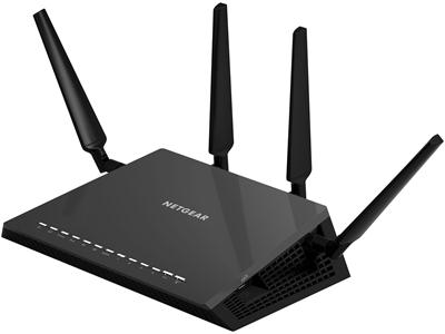 Netgear Nighthawk X4 AC2350 Smart Wireless Dual Band Gigabit Router