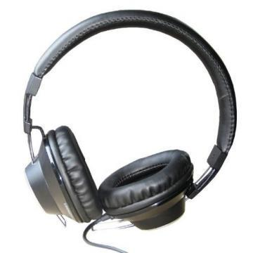 Maxell Retro DJ Black Headphones