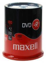 Maxell DVD-R Spindle 100-Pack
