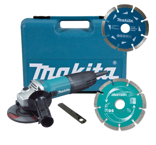 Makita 240V 115MM Angle Grinder