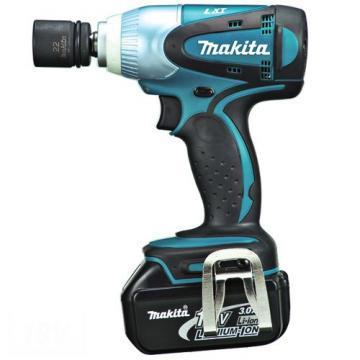 Makita 18V Cordless Impact Wrench