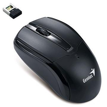 Genius NS-6005 Black Wireless Optical Mouse