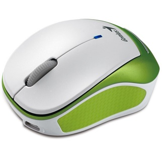Genius Traveler 9000R White Micro Wireless Optical Mouse