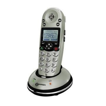 Geemarc AmpliDECT 350 Amplified Cordless Telephone