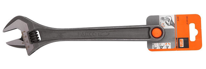 "Bahco 12"" Adjustable Wrench"